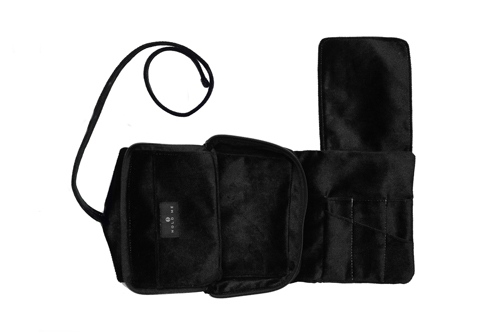 The Hold Me Baby Bag - Baby In Black