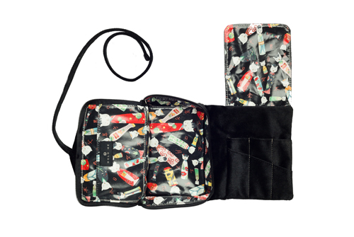 The Hold Me Baby Bag - Ruby Woo